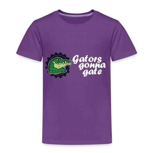 gator fw png - Kids' Premium T-Shirt