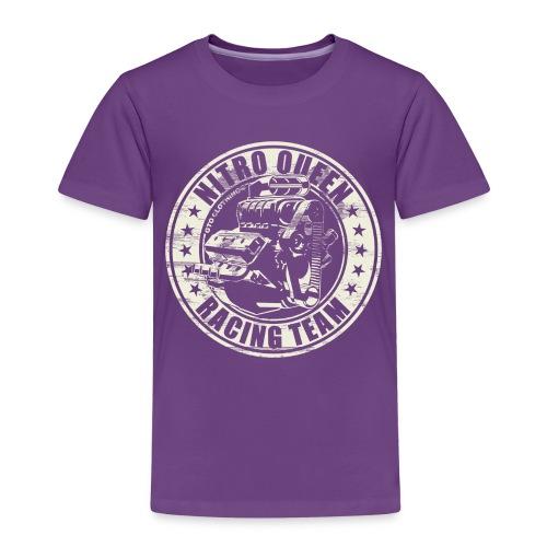 Nitro Queen V8 Racing Team - Kids' Premium T-Shirt
