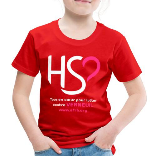 HS Verneuil - T-shirt Premium Enfant
