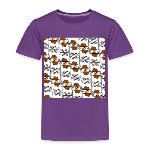 Cow Matrix - Kids' Premium T-Shirt