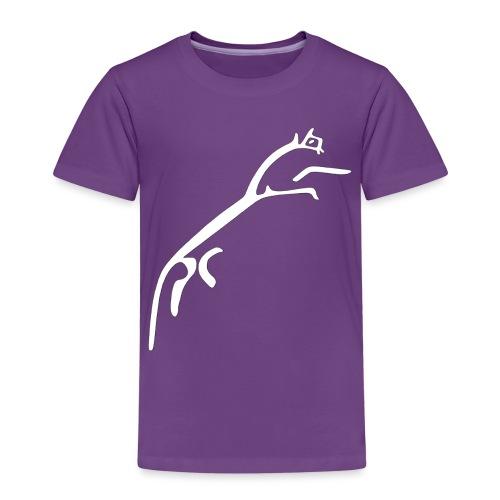 White Horse of Uffington - Kids' Premium T-Shirt
