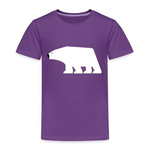Polarbear, Eisbaer - Kinder Premium T-Shirt