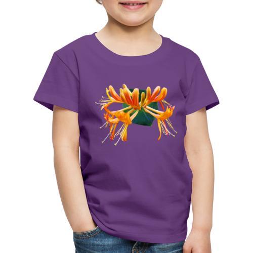 TIAN GREEN Garten - Geißblatt 2020 01 - Kinder Premium T-Shirt