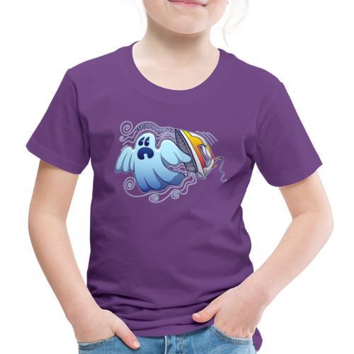 Ghost Ironing Nightmare - Kids' Premium T-Shirt