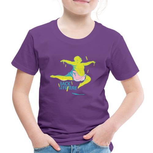 friture-vert - T-shirt Premium Enfant