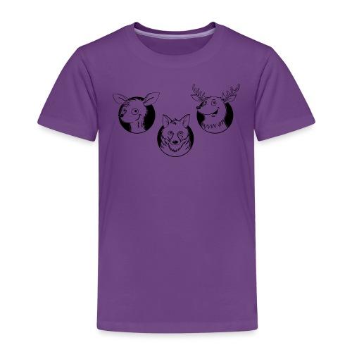 Weidmannsheil - Kinder Premium T-Shirt
