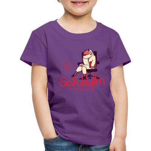 Die Schäfin - Kinder Premium T-Shirt