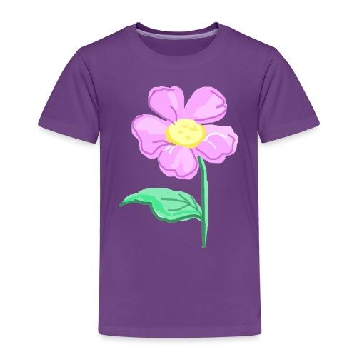Violette - T-shirt Premium Enfant