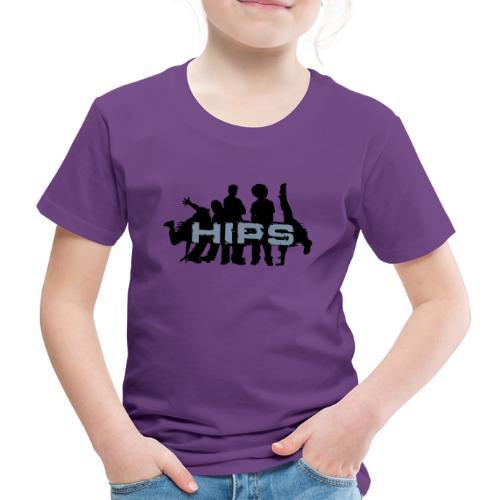 Street - Børne premium T-shirt