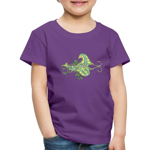 190610 bird prehistoric auxia - Camiseta premium niño