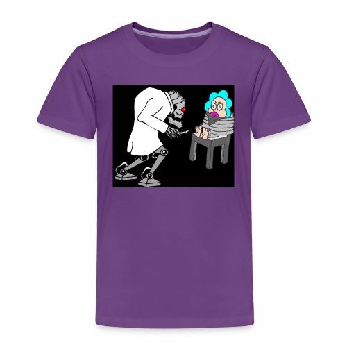 trunte l ge jpg - Børne premium T-shirt