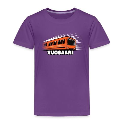 METRO VUOSAARI Helsinki, tekstiilit, lahjatuotteet - Lasten premium t-paita