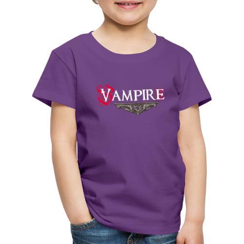Vampire - Maglietta Premium per bambini