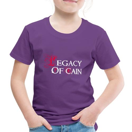 Legacy of Cain - Maglietta Premium per bambini