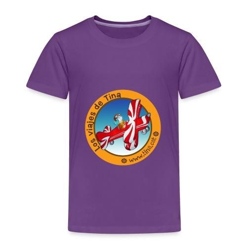 Adesiu Tina logo 2015 - Camiseta premium niño