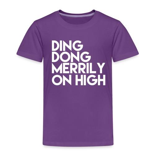 DING DONG - Kids' Premium T-Shirt