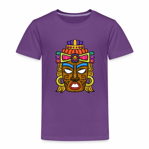 Máscara - Camiseta premium niño