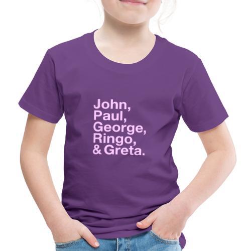 JPGRG pink - Kinder Premium T-Shirt
