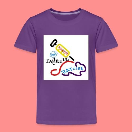 Ratcisme - T-shirt Premium Enfant