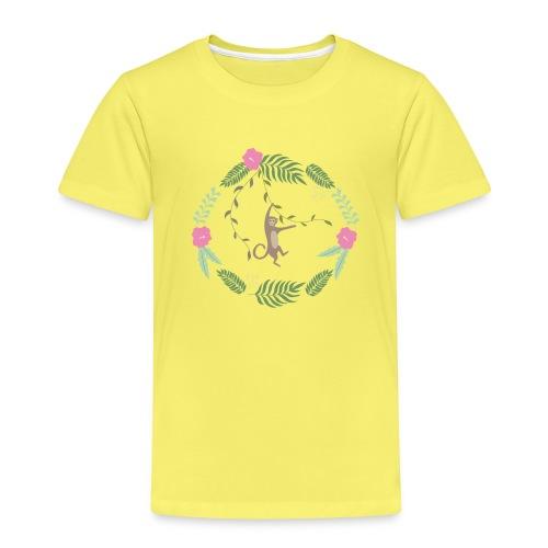 Mikey monkey - Maglietta Premium per bambini