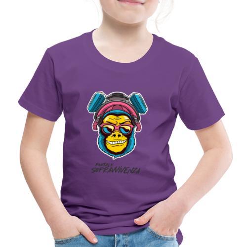 Portale Sopravvivenza - Maglietta Premium per bambini
