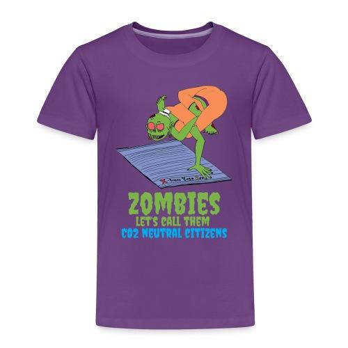 CO2 Neutral - Kids' Premium T-Shirt