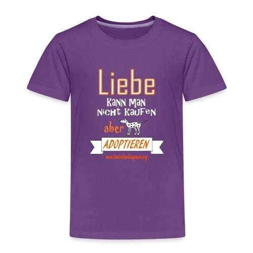 Liebe kann man nicht kaufen - Kinder Premium T-Shirt