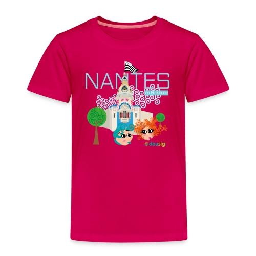 Dousig Nantes en Bretagne - T-shirt Premium Enfant