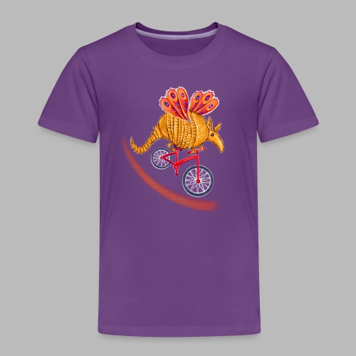 Flying Armadillo - Kids' Premium T-Shirt