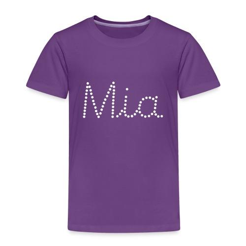 Mia white - Kids' Premium T-Shirt