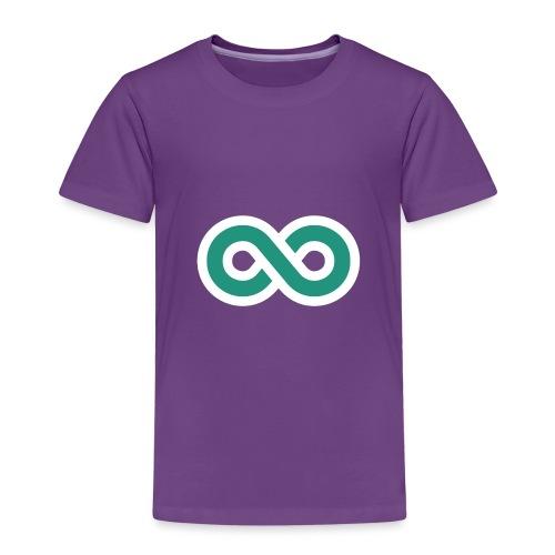 Unendlich Icon - Kinder Premium T-Shirt