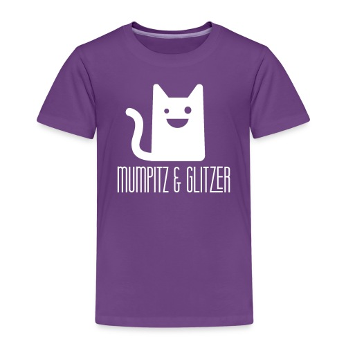 Mumpitz&Glitzer simple - Kinder Premium T-Shirt