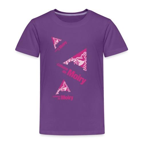 cabanemoirylogocas - T-shirt Premium Enfant