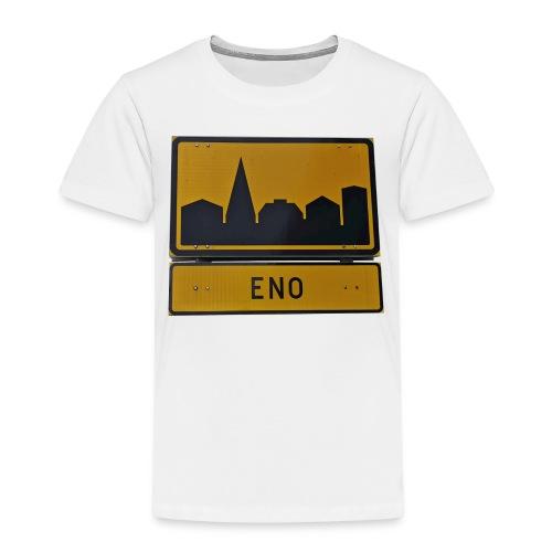The Eno - Lasten premium t-paita