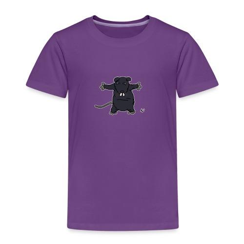 Henkie die Plüschratte - Kinder Premium T-Shirt