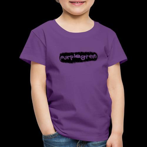 purplegreen Nici - Kinder Premium T-Shirt