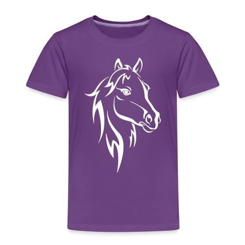 Vorschau: Horse - Kinder Premium T-Shirt