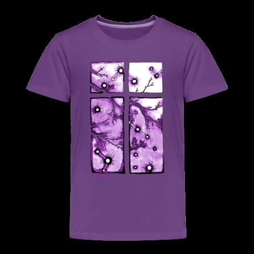 Für immer und ein Tag (violett) - Kinder Premium T-Shirt