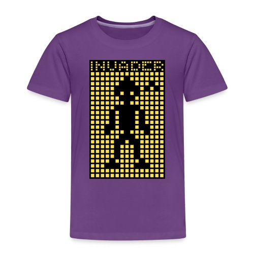 Invader (the greys) - Kids' Premium T-Shirt