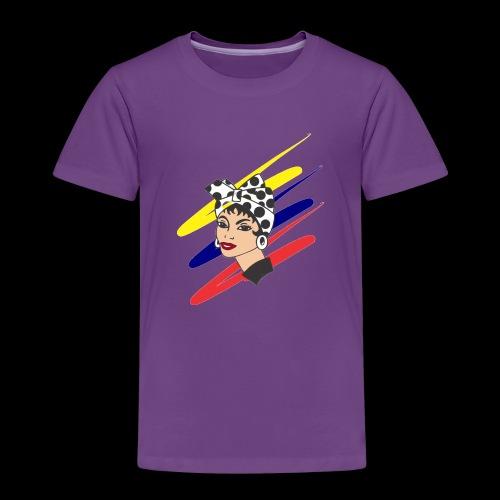 Doña pan venezuela - Camiseta premium niño