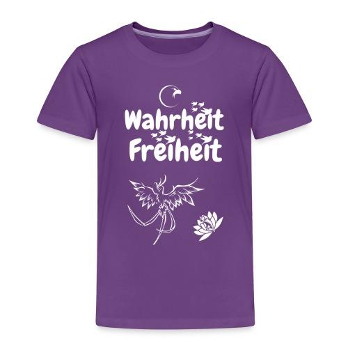 Wahrheit Freiheit - Kinder Premium T-Shirt