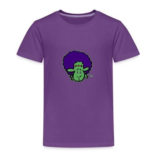 Frankensheep's Monster - Premium T-skjorte for barn