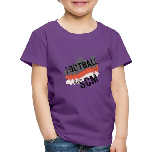 Football by SCM - T-shirt Premium Enfant