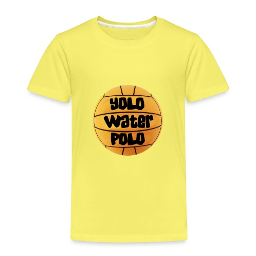 YoloWaterPolo png - Kinderen Premium T-shirt