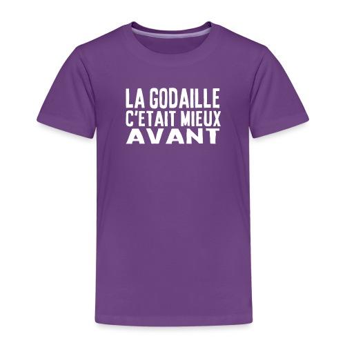 LA GODAILLE - recto/verso - T-shirt Premium Enfant