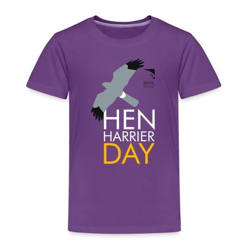 Hen_Harrier_Day_T_Shirt_D - Kids' Premium T-Shirt