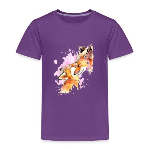 Love my fox - T-shirt Premium Enfant