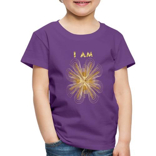 I AM - Maglietta Premium per bambini