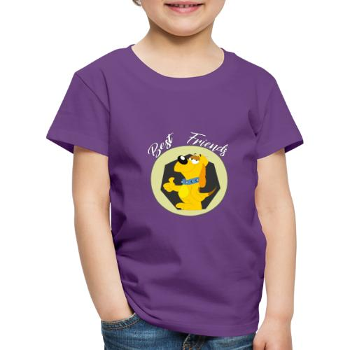 Best friends - Camiseta premium niño
