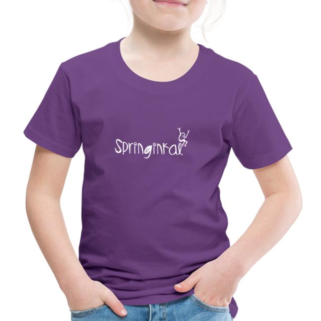 Vorschau: Springinkal - Kinder Premium T-Shirt